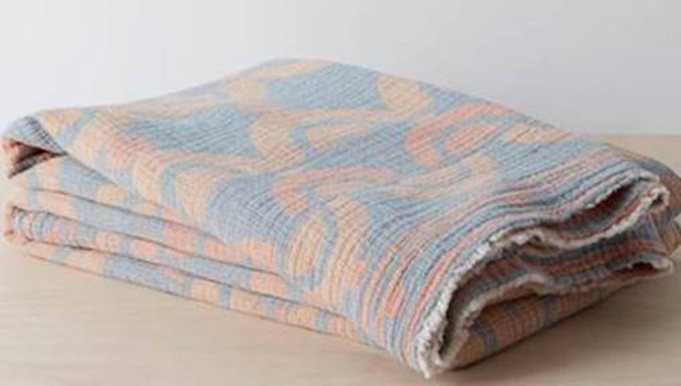 Couverture Allswell Organic Mod Geo
